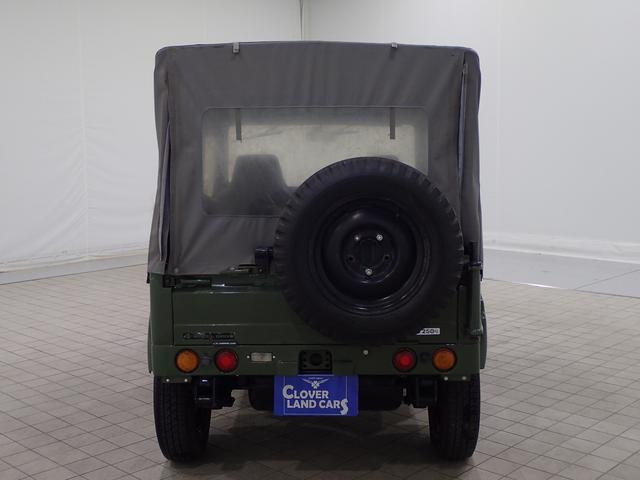 幌タイプ バン 4WD 幌バン ワンオフミラー2ストエンジン(16枚目)