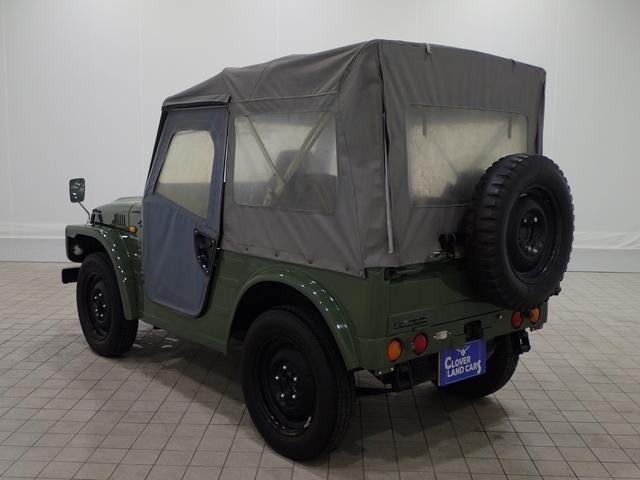 幌タイプ バン 4WD 幌バン ワンオフミラー2ストエンジン(17枚目)