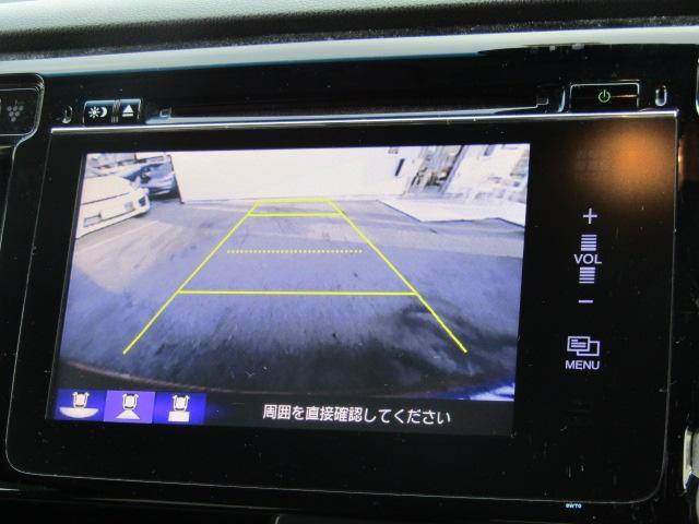 便利なバックカメラ付で駐停車も楽チンですね♪