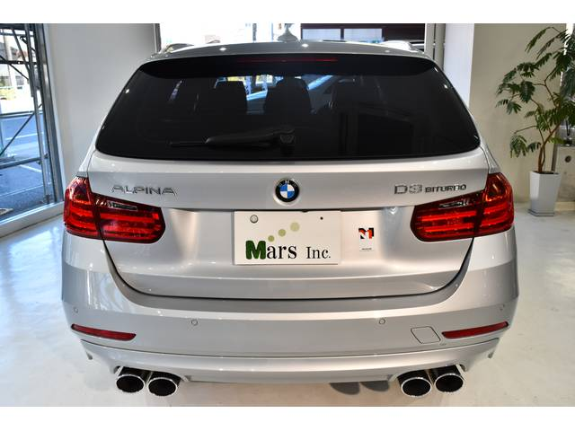 BMW : bmwアルピナ d3ツーリング ビターボ : autos.goo.ne.jp