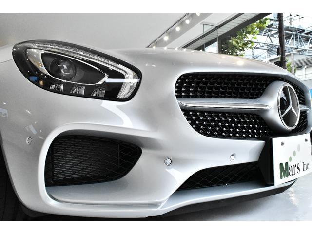 メルセデスAMG メルセデスAMG GT 正規D車ダイナミック エクスクルージブPkg LEDライト
