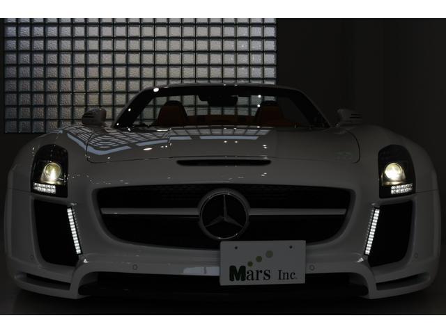 「メルセデスベンツ」「SLクラス」「オープンカー」「東京都」の中古車3