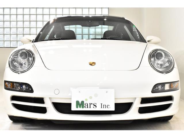 911タルガ4S 正規D車 スポクロ スポエキ シートH(2枚目)