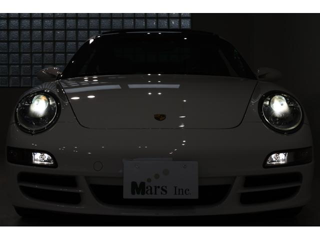 911タルガ4S 正規D車 スポクロ スポエキ シートH(3枚目)
