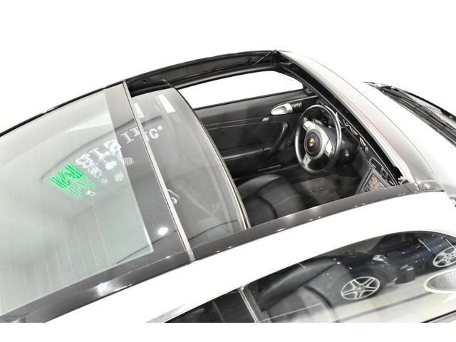 911タルガ4S 正規D車 スポクロ スポエキ シートH(7枚目)
