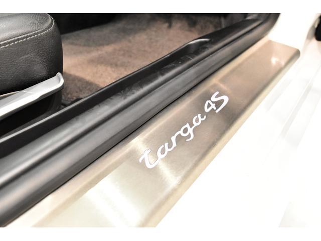 911タルガ4S 正規D車 スポクロ スポエキ シートH(20枚目)