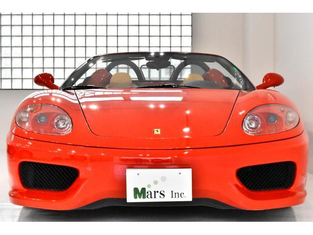 「フェラーリ」「フェラーリ 360」「オープンカー」「東京都」の中古車2