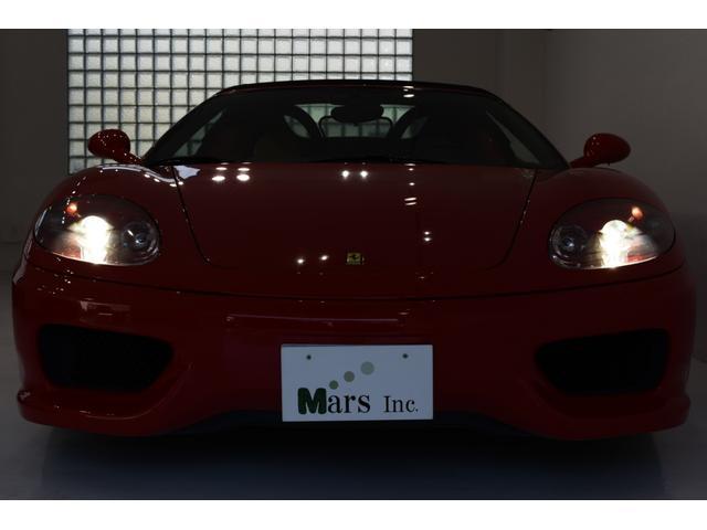 「フェラーリ」「フェラーリ 360」「オープンカー」「東京都」の中古車3