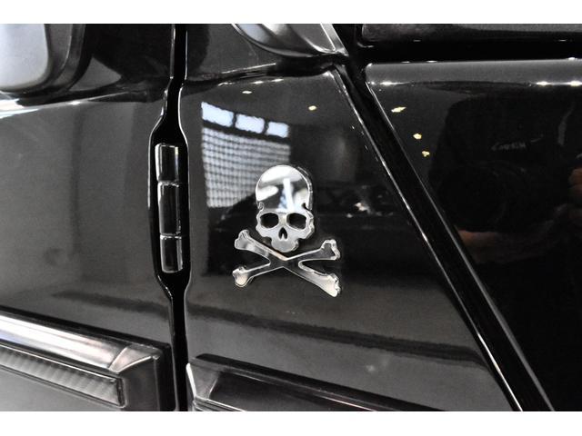G55 AMGロング マスターマインドリミテッド 正規ディーラー車 マスターマインドLTD 特別仕様5台限定車 OP120 G63タイプFバンパー ED463タイプアンダーガード 地デジTV Bカメラ 左ハンドル(5枚目)