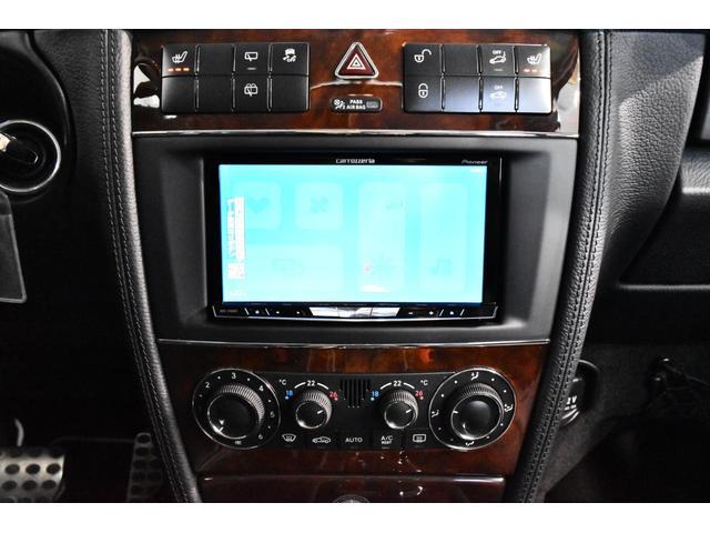 G55 AMGロング マスターマインドリミテッド 正規ディーラー車 マスターマインドLTD 特別仕様5台限定車 OP120 G63タイプFバンパー ED463タイプアンダーガード 地デジTV Bカメラ 左ハンドル(16枚目)