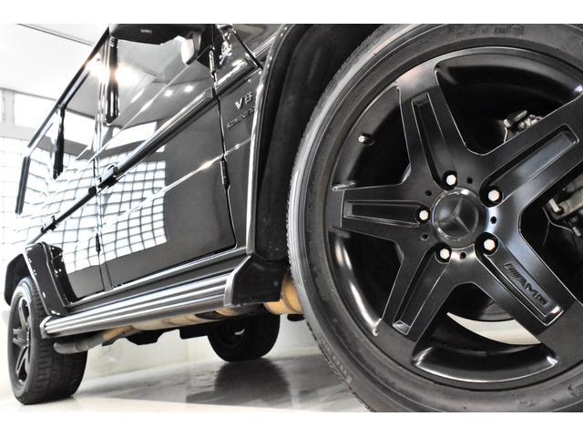 G55 AMGロング マスターマインドリミテッド 正規ディーラー車 マスターマインドLTD 特別仕様5台限定車 OP120 G63タイプFバンパー ED463タイプアンダーガード 地デジTV Bカメラ 左ハンドル(22枚目)