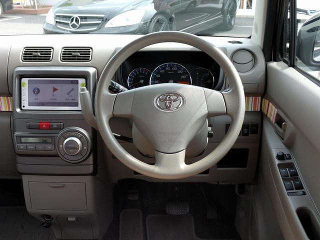 トヨタ ピクシススペース Xメモリナビ ワンセグTV ワンオーナー