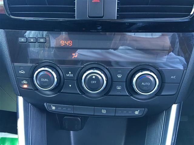マツダ CX-5 XD Lパッケージ HDDナビ レザーシート ターボ