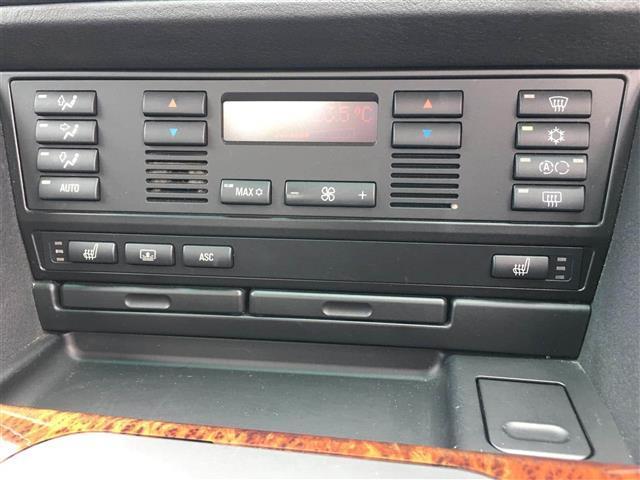 525i 黒革パワーシート クルコン メーカーナビ ETC(8枚目)