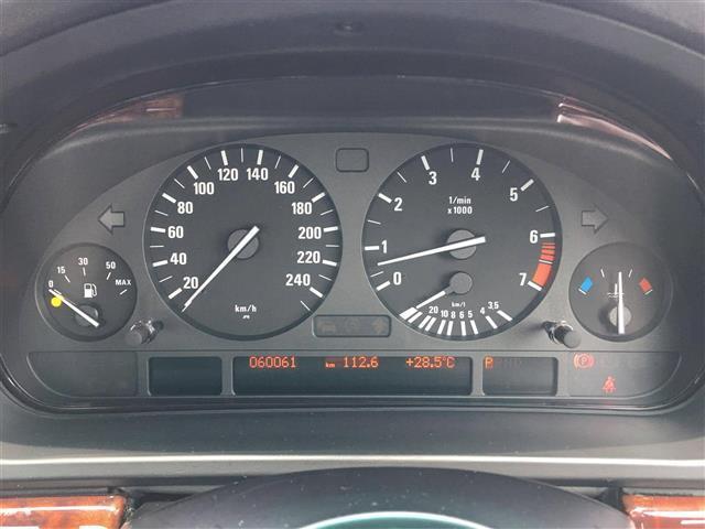 525i 黒革パワーシート クルコン メーカーナビ ETC(10枚目)