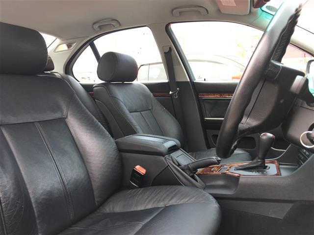 525i 黒革パワーシート クルコン メーカーナビ ETC(14枚目)