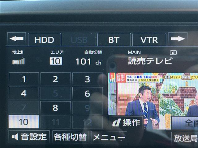 Li 1オナ HDDナビ TV BT ドラレコ 前後カメラ(14枚目)
