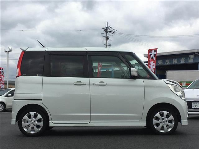 「スズキ」「パレット」「コンパクトカー」「滋賀県」の中古車6