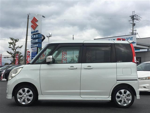 「スズキ」「パレット」「コンパクトカー」「滋賀県」の中古車7