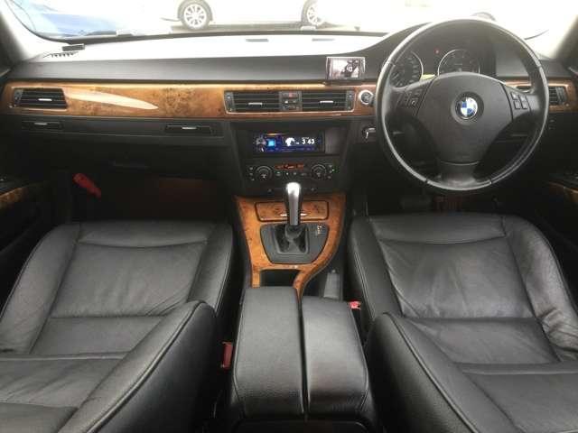 BMW BMW 3シリーズ ハイライン 本革シート シートヒーター ETC