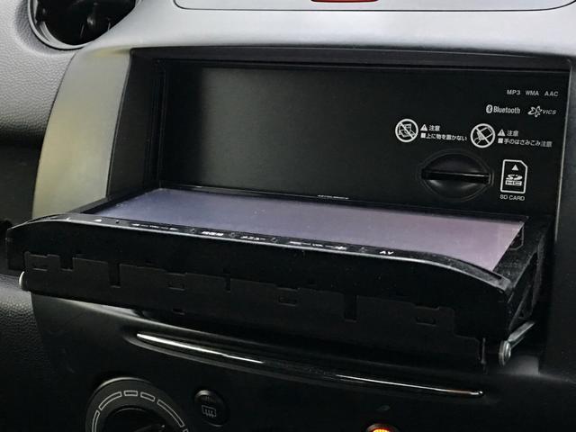 マツダ デミオ 13C-V スマートEDII 社外メモリナビ BT対応
