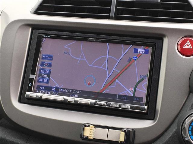 G 社外HDDナビ フルセグ ETC HID リモコンキー(4枚目)