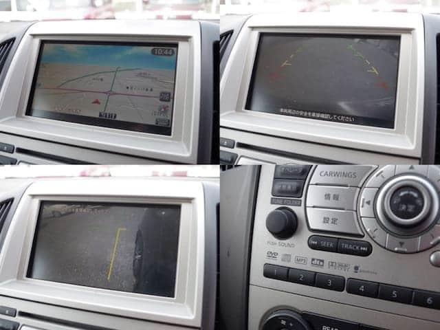 ハイウェイスター HDDナビP S/Bカメラ 片側電動ドア(4枚目)