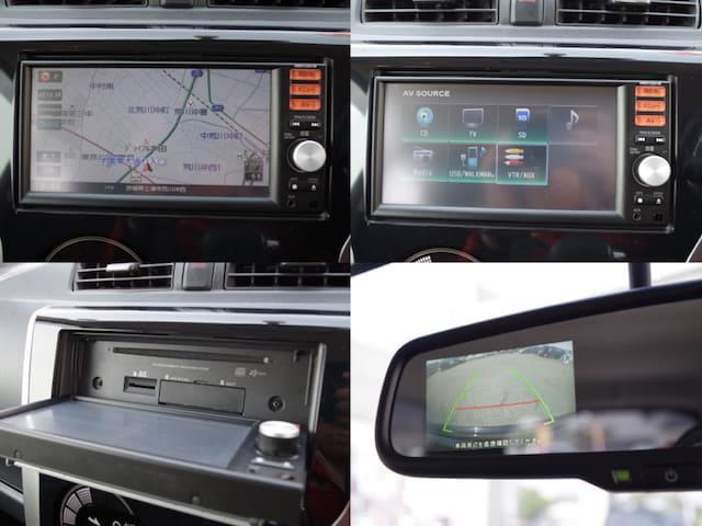 ハイウェイスターX 純正ナビ フルセグTV バックカメラ(4枚目)