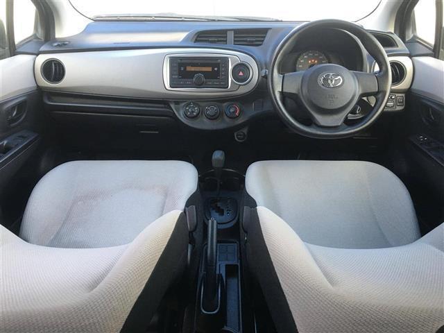 「トヨタ」「ヴィッツ」「コンパクトカー」「茨城県」の中古車3