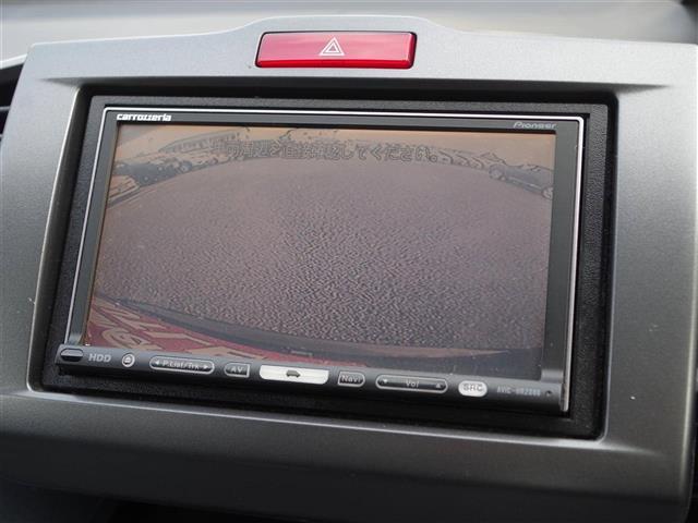 FLEX ジャストセレクション 左側電動ドア 社外HDDナビ(4枚目)