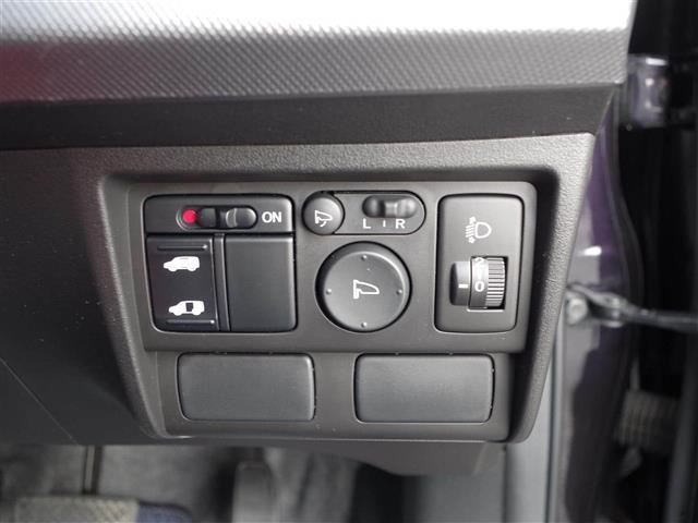 FLEX ジャストセレクション 左側電動ドア 社外HDDナビ(5枚目)