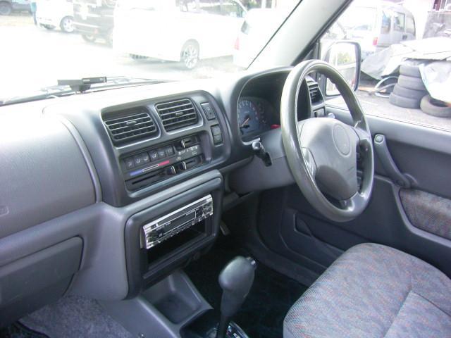 スズキ ジムニー ターボ 4WD AT リフトアップ