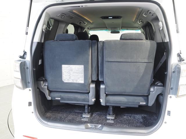 トヨタ ヴェルファイア 3.5Z HIDヘッドランプ スマートキー