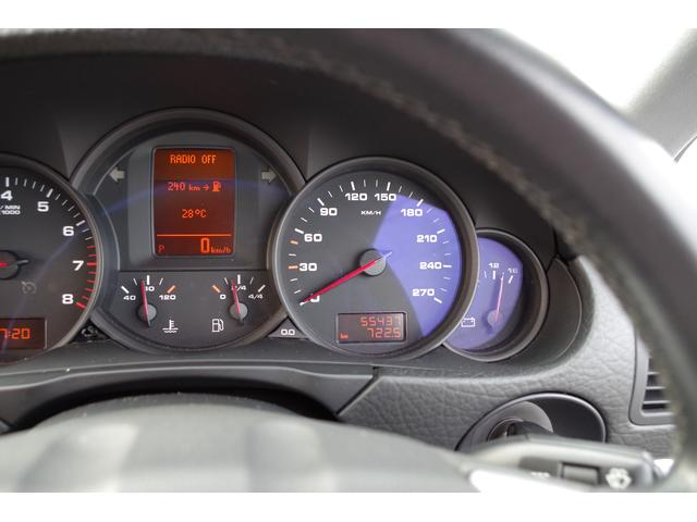 ポルシェ ポルシェ カイエン V6 D車 右ハンドル 黒革 記録簿 保証