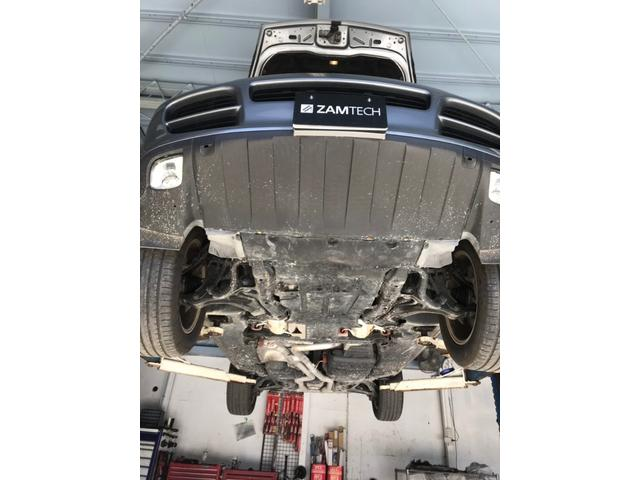 D車 V8 サンルーフ 左H クロ革 記録簿 保証付 Bカメ(11枚目)