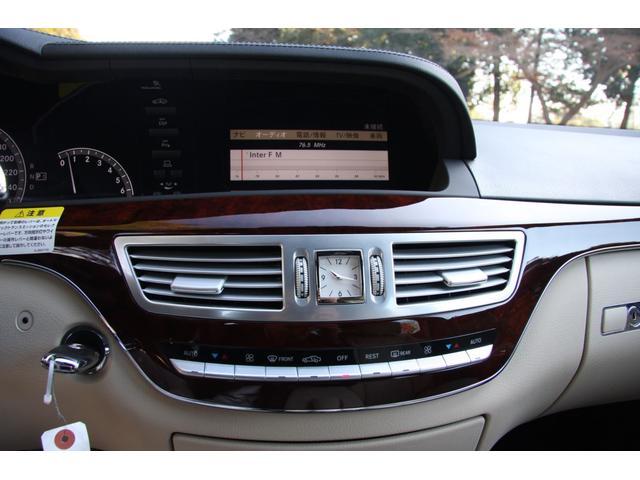 メルセデス・ベンツ M・ベンツ S500ロング
