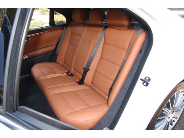 S63 AMGロング デジーノインテリア ブラウン系レザー(17枚目)
