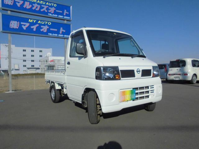 日産 NT100クリッパートラック SD