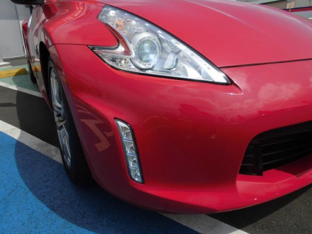 日産 フェアレディZ ベースグレード 7ATパドルシフト メーカーナビ