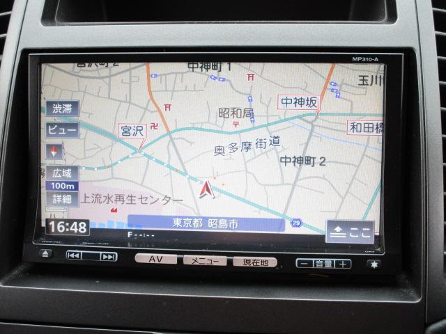 JOY X 純正メモリーナビ オートスライドドア(4枚目)