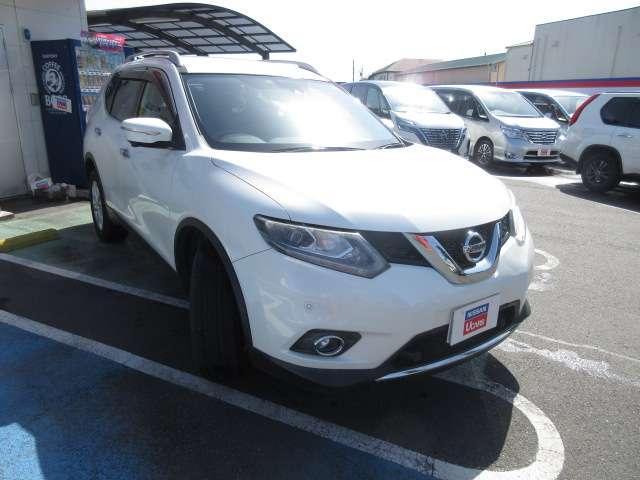 20X エマージェンシーブレーキパッケージ 4WD ルーフレイル 前席シートヒーター 当社下取りワンオーナー アラウンドビュー LED(8枚目)