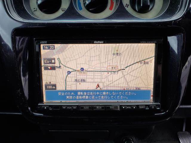 Lターボ HDDナビ ワンセグTV アルミホイール キーレス 両側スライドドア(27枚目)