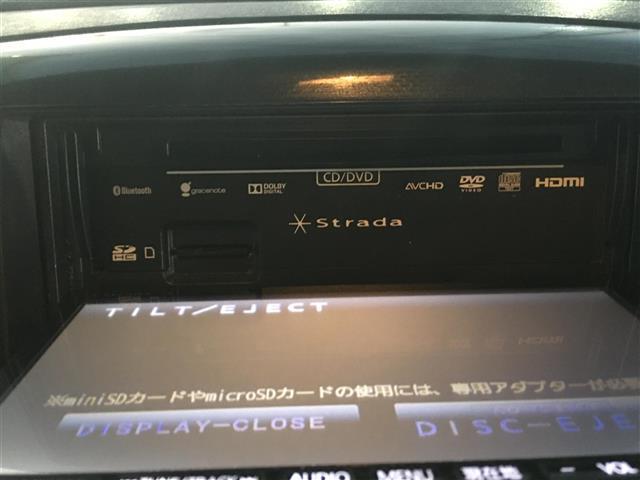 スズキ ワゴンRスティングレー X 4WD フルセグTV HID プッシュスタート