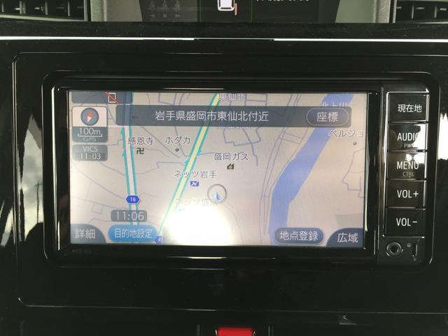 「トヨタ」「ルーミー」「ミニバン・ワンボックス」「岩手県」の中古車3