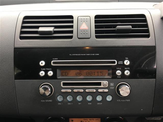 スズキ スイフト XG Lパッケージ スマートキー CDオーディオ