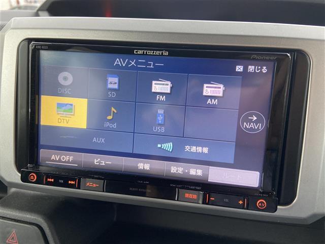 X 社外ナビ/CD再生/ターボ/片側パワースライドドア/LED/フォグランプ/ETC/W+サイドエアバッグ/オートライト(5枚目)
