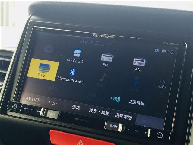 X CD・DVD/Bluetooth/フルセグTV/バックカメラ/シティブレーキアクティブシステム/クルーズコントロール/ワイヤレス充電器/ステアリングヒーター/DN席シートヒーター/ステアリングスイッチ(6枚目)