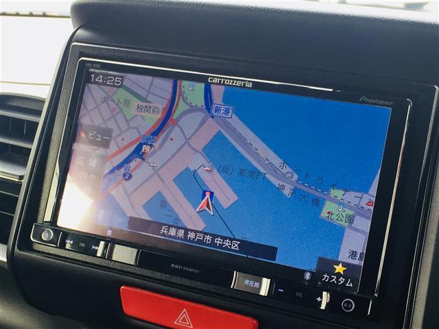 X CD・DVD/Bluetooth/フルセグTV/バックカメラ/シティブレーキアクティブシステム/クルーズコントロール/ワイヤレス充電器/ステアリングヒーター/DN席シートヒーター/ステアリングスイッチ(7枚目)