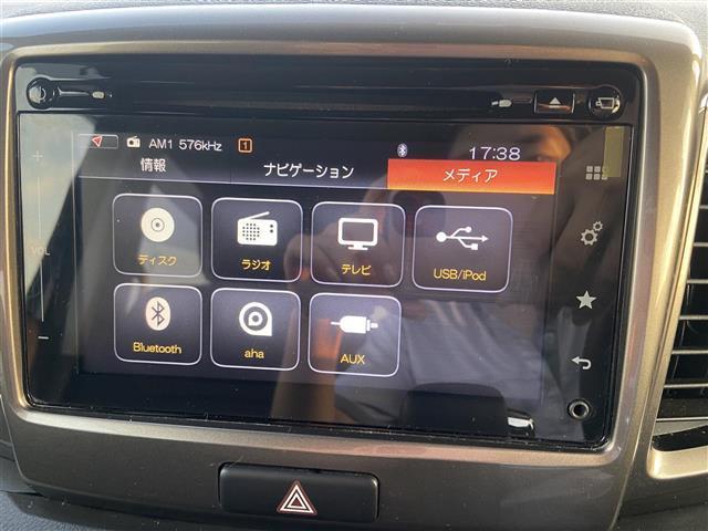 ベースグレード 純正ナビ/CD・DVD再生/Bluetooth/全方位カメラ/フルセグTV/ステアリングリモコン/片側パワースライドドア/純正フロアマット/シートヒーター/ETC(5枚目)