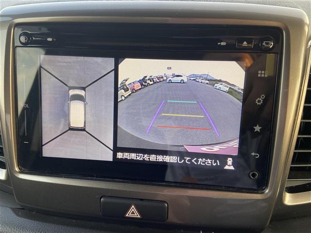 ベースグレード 純正ナビ/CD・DVD再生/Bluetooth/全方位カメラ/フルセグTV/ステアリングリモコン/片側パワースライドドア/純正フロアマット/シートヒーター/ETC(6枚目)